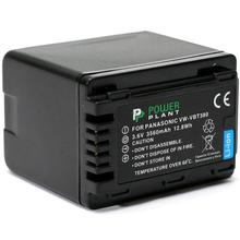 Аккумулятор POWERPLANT Panasonic VW-VBT380 3560mAh (DV00DV1411)