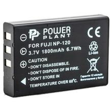 Аккумулятор POWERPLANT Fuji NP-120 1800mAh (DV00DV1050)