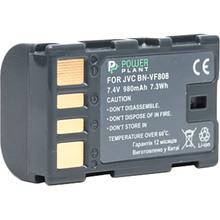 Аккумулятор POWERPLANT для JVC BN-VF808 (DV00DV1196)