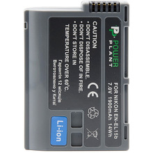 Аккумулятор POWERPLANT Nikon EN-EL15b 1900mAh (CB970315)