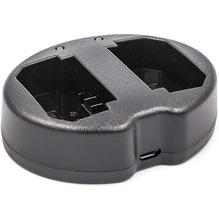 Зарядное устройство POWERPLANT Sony NP-FZ100 для двух аккумуляторов (CH980178)