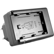 Зарядное устройство POWERPLANT Slim для Canon LP-E6 (DVOODV2924)