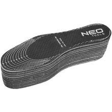 Стелька для обуви NEO TOOLS с Actifresh универсальный размер 10 шт (82-303)