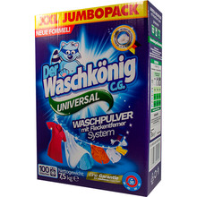 Стиральный порошок Waschkonig Universal 7.5 кг (4260353550959)