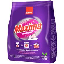 Стиральный порошок SANO Maxima Sensitive 1.25 кг (7290000295336)