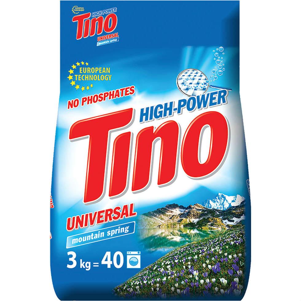 Стиральный порошок TINO Mountain spring Universal 3 кг (4823069705602)