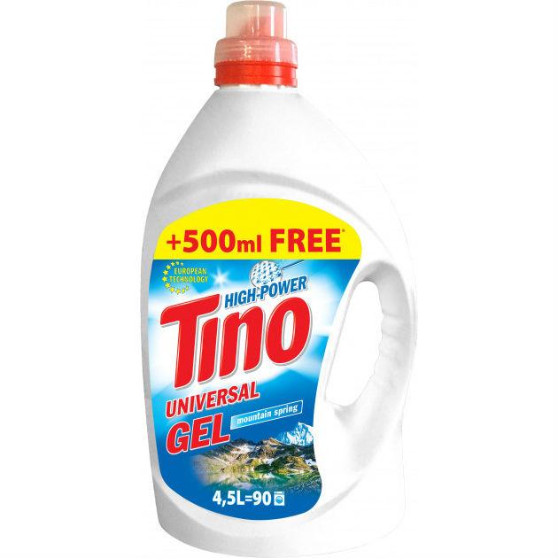 Гель для стирки TINO Mountain spring 4,5 л (4823069706180)