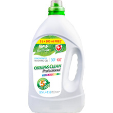 Гель для стирки GREEN&CLEAN (GCL02403)