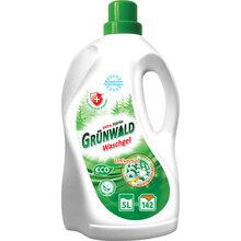 Гель для стирки GRUNWALD для цветных и белых вещей 5 л 142 стирки (GRL80297D)