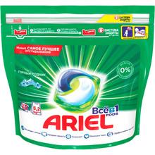 Капсулы для стирки ARIEL Pods все-в-1 Горный родник 35 шт