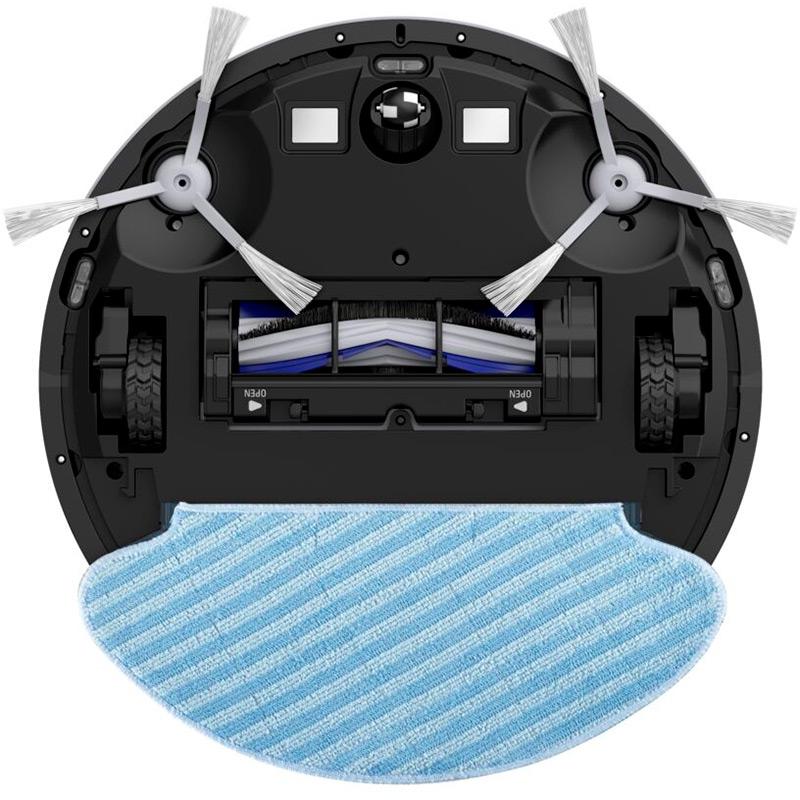 Робот-пылесос ROWENTA RR7455WH Управление на корпусе