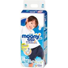Подгузники-трусики Moony для мальчиков XXL 13-28 кг 26 шт (4903111211098)