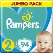 Подгузники PAMPERS New Baby 4-8 кг, 94 шт (8001090948137)