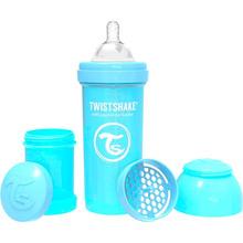 Бутылочка антиколиковая TWISTSHAKE 260 мл Light blue (69864)
