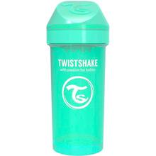 Чашка-непроливайка TWISTSHAKE 360 мл Mint (69895)
