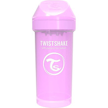 Чашка-непроливайка TWISTSHAKE 360 мл Lavender (69896)