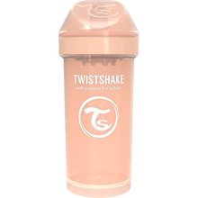 Чашка-непроливайка TWISTSHAKE 360 мл Beige (69897)