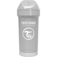 Чашка-непроливайка TWISTSHAKE 360 мл Grey (69898)