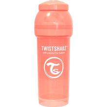 Бутылочка антиколиковая TWISTSHAKE 260 мл Light peach (69869)