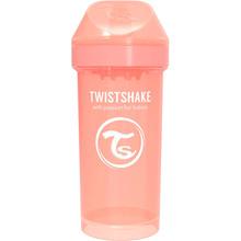 Чашка-непроливайка TWISTSHAKE 360 мл Light peach (69899)