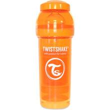 Бутылочка TWISTSHAKE 260 мл Orange (24854)
