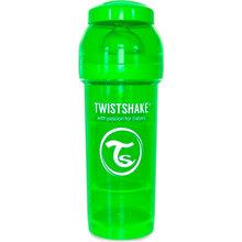 Бутылочка TWISTSHAKE 260 мл Green (24855)