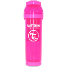 Бутылочка TWISTSHAKE 330 мл Pink (24858)