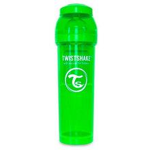 Бутылочка TWISTSHAKE 330 мл Green (24858)