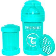 Пляшка антіколіковая TWISTSHAKE 180 мл Turquoise (78034)