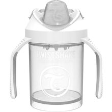 Чашка-непроливайка TWISTSHAKE Міні 230 мл White (78053)