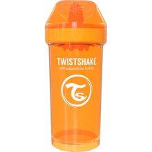 Чашка-непроливайка TWISTSHAKE 360 мл Orange (78070)