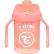 Чашка-непроливайка TWISTSHAKE Міні 230 мл Peach (78318)