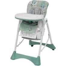Стульчик для кормления BABY DESIGN PEPE NEW 04 GREEN