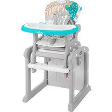 Стульчик для кормления BABY DESIGN CANDY NEW 05 TURQUOISE