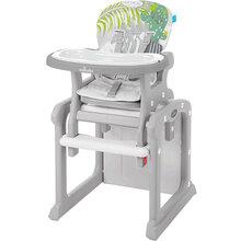 Стульчик для кормления BABY DESIGN CANDY NEW 07 GRAY