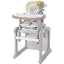 Стульчик для кормления BABY DESIGN CANDY NEW 09 BEIGE
