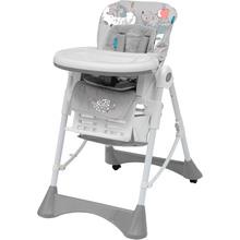 Стульчик для кормления BABY DESIGN PEPE NEW 07 GRAY