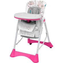 Стульчик для кормления BABY DESIGN PEPE NEW 08 PINK