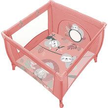 Детский манеж BABY DESIGN PLAY UP 2020 08 PINK