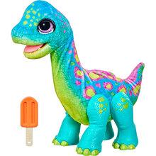 Інтерактивна іграшка HASBRO FURREAL Динозаврик BRONTO (F17395L0)