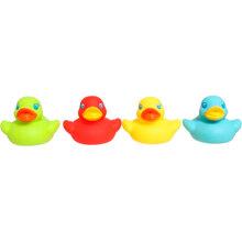 Набір іграшок для ванної Playgro Кольорові качечки (0187480)