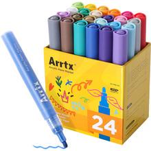 Акриловые маркеры Arrtx AC-002-24 24 цвета (LC302222)