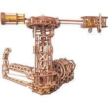 Механічний 3D пазл UKRAINIAN GEARS Авіатор (70060)