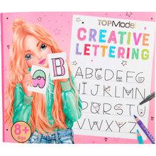 Розфарбування TOP MODEL Creative Lettering (410903)