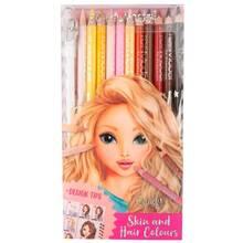 Набір олівців TOP MODEL для обличчя та волосся (45678)