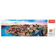 Пазл TREFL Panorama Порту Португалія 500 (29502)