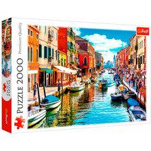 Пазл TREFL Венеція острова Мурано 2000 шт (27110)