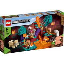 Конструктор LEGO Minecraft 287 деталей (21168)