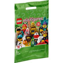 Конструктор LEGO Minifigures Серия 21 8 деталей (71029)
