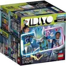 Конструктор LEGO VIDIYO Куб БитБокс Пришелец-ди-джей 73 детали (43104)